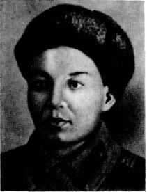 Маншук Маметова — пулеметчица, Герой Советского Союза - tmp142-18