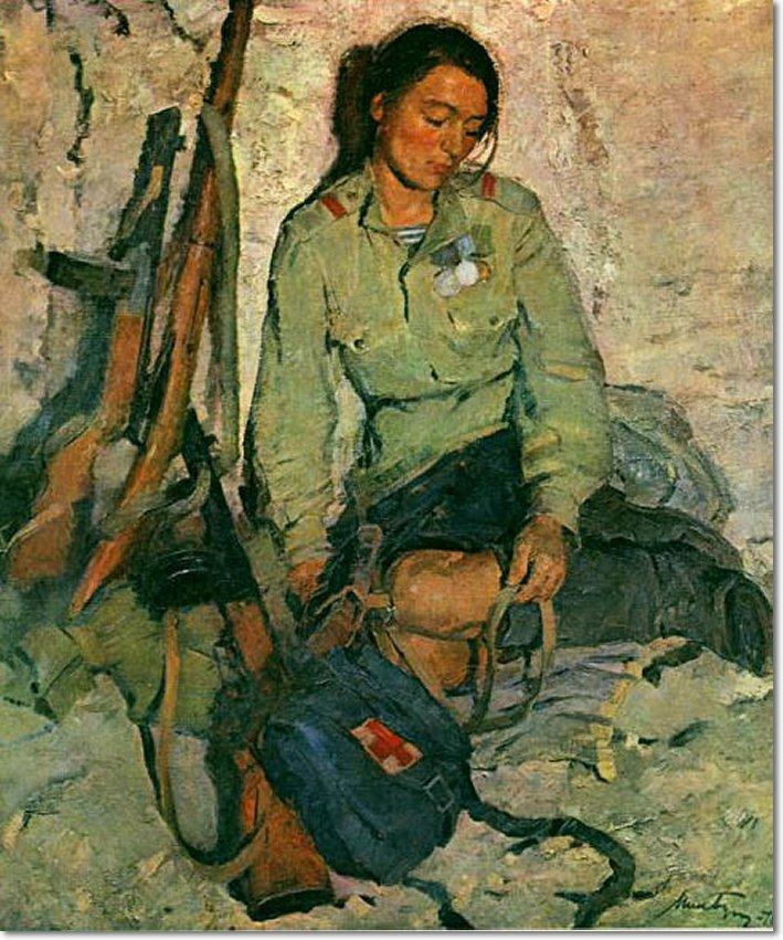 Задачи: раскрыть роль литературы, в т ч. и поэзии в годы Великой Отечественной войны, познакомить учащихся с судьбами...
